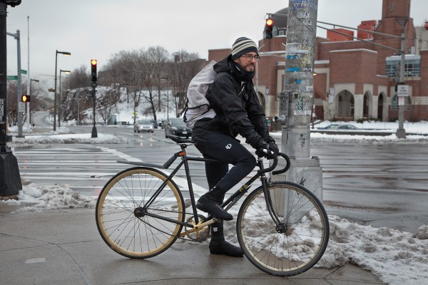 Cycle Style Union Jack Creative
