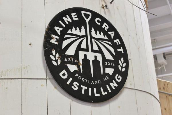 maine craft distilling // union jack creative