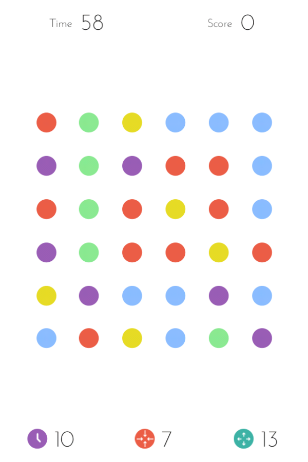 common ground: dots and damien hirst // union jack creative