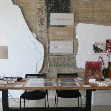 E. Brady Robinson: Art Desks