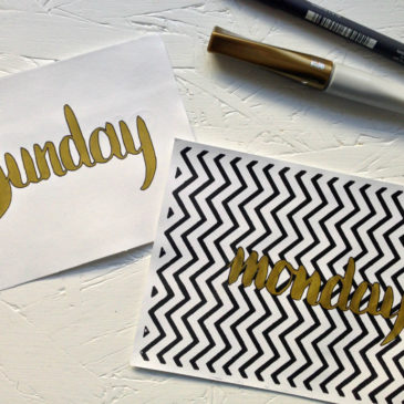 Everyday Letters: Practice Makes Perfect